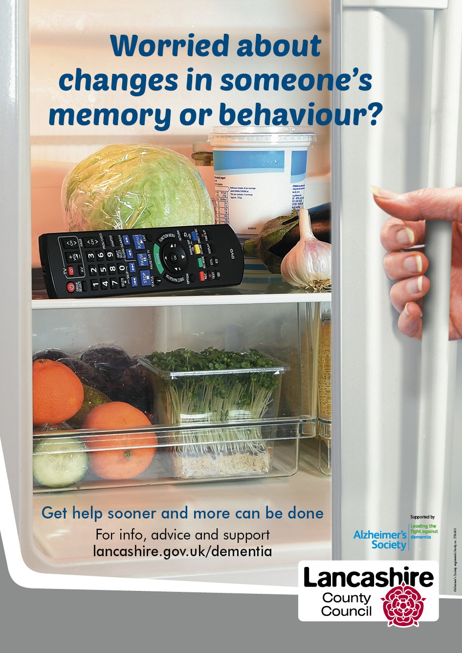 Monday Word Dementia campaign: pra...