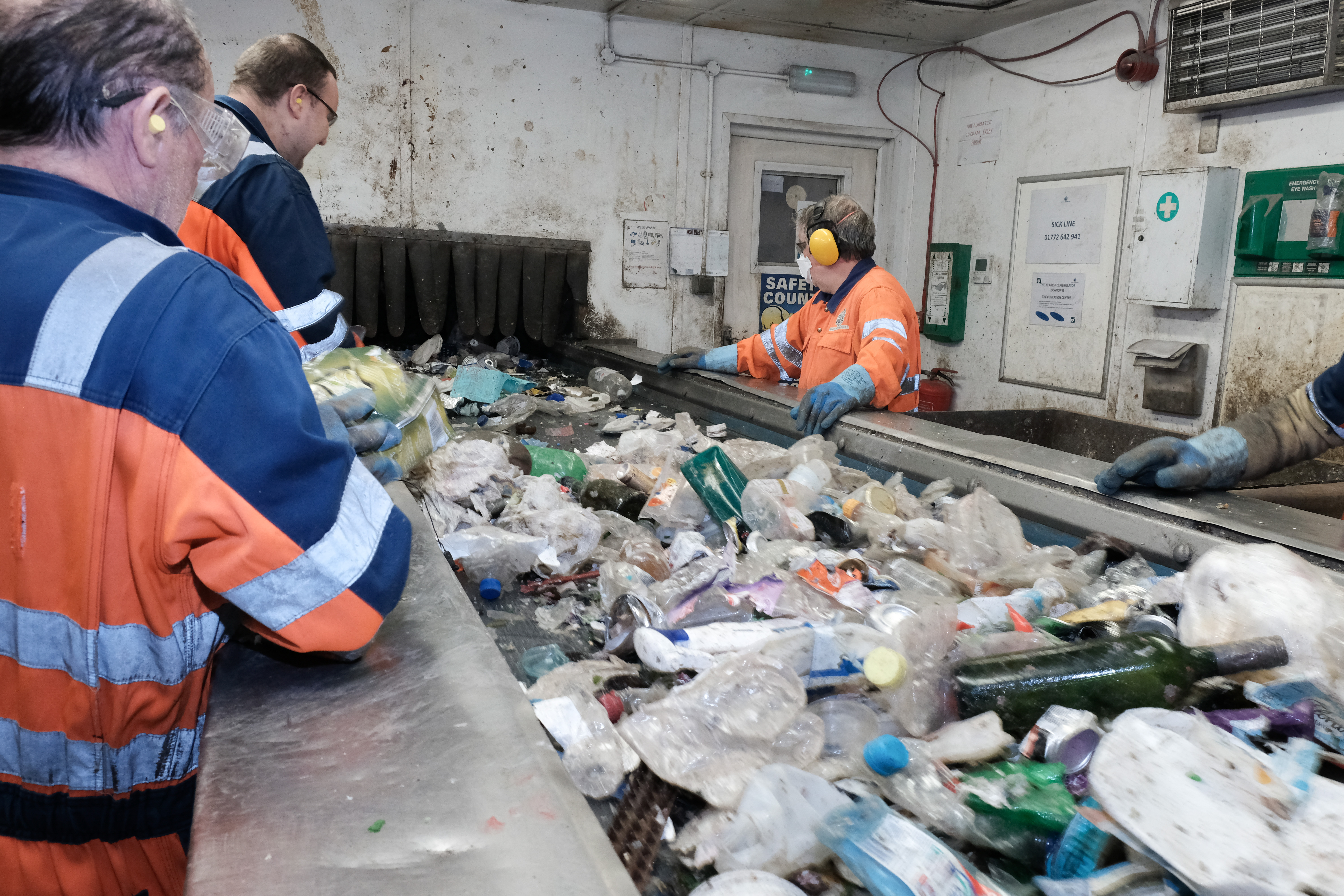 What happens to your waste? - Lancashire County Council