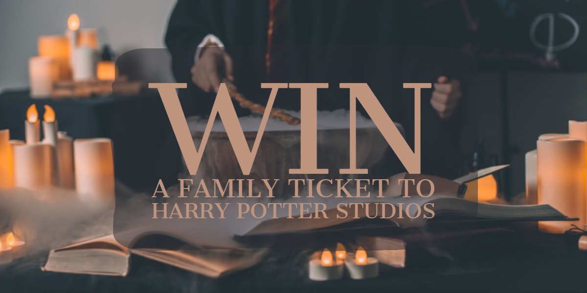 Win a Harry Potter Studios tickets