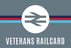 Apply for a Veterans Railcard