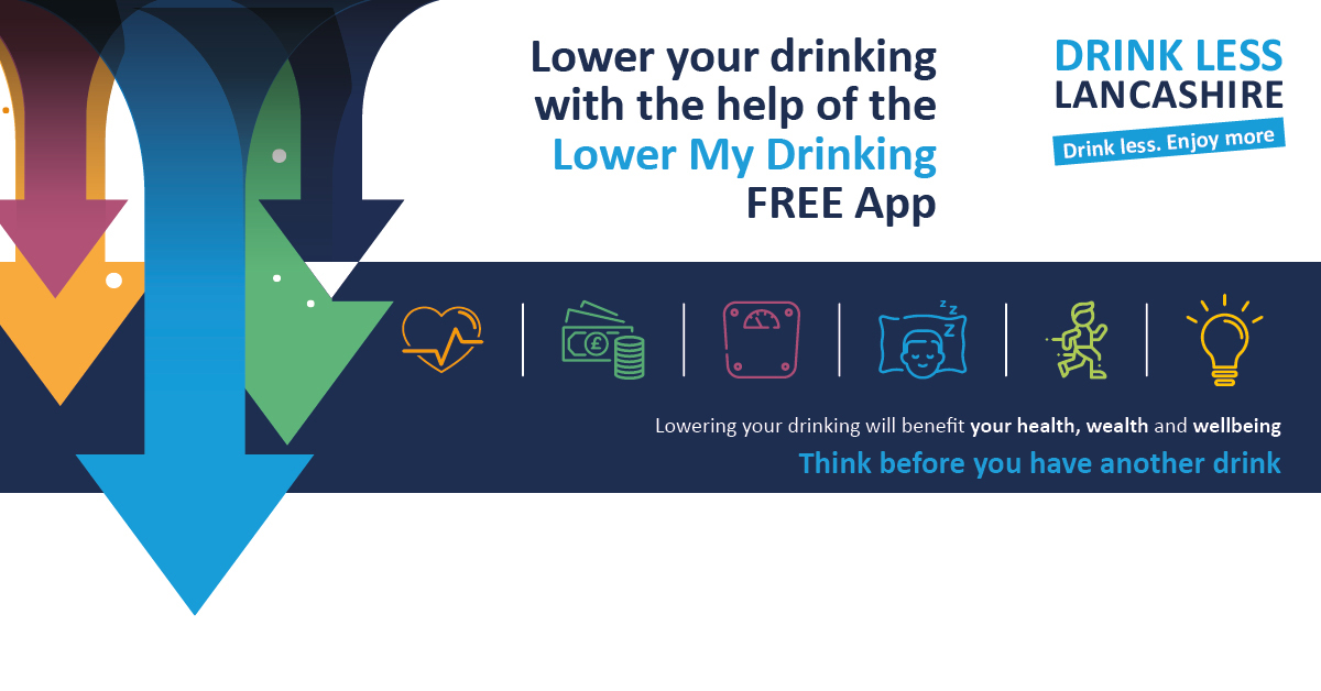 Lower My Drinking - Free app